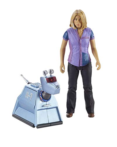 Underground Toys Doctor Who 5.5' Rose & K9 Action Figure Set (2 Pack)