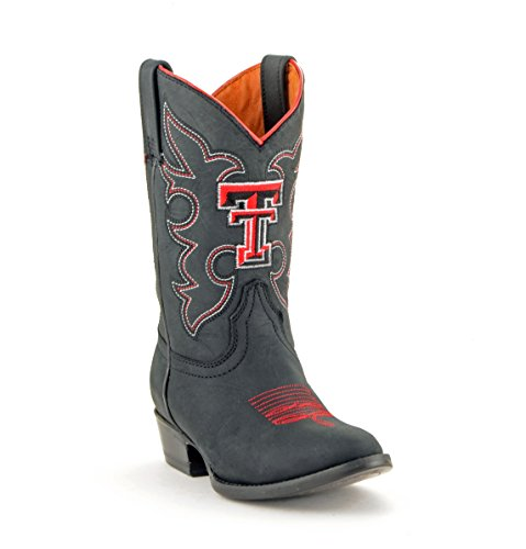Gameday Boots NCAA Ladies 10 inch University Boot Texas Longhorns, 6.5 B (M) US, Brass