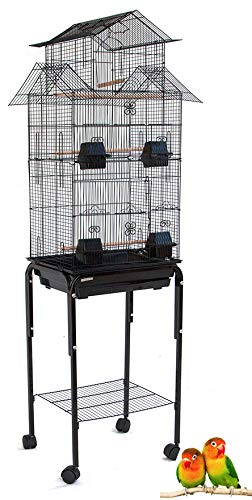 Mcage Large Lovebird Cage