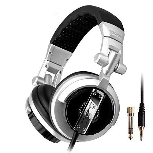 boxiangxu Auriculares de música DJ con efecto 3D de sonido con efecto 3D VR de 3.5 Plug Ear