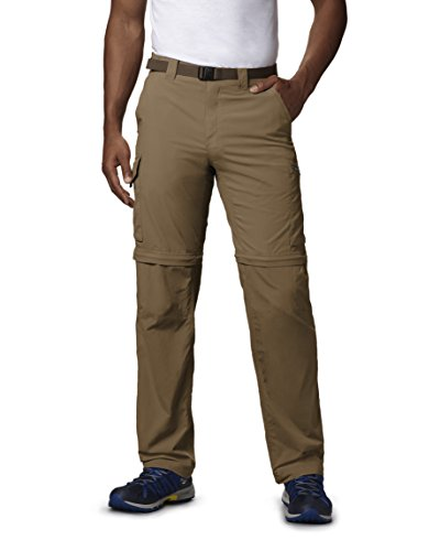 Columbia Silver Ridge Pantalon Convertible pour Femme – Delta, 42