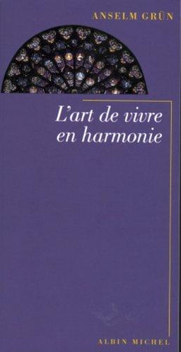 L'Art de vivre en harmonie