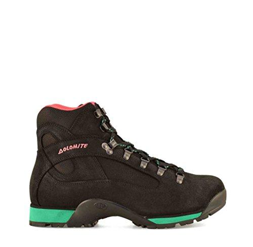Dolomite Men's Hawk Pro Black/Turqoise Hiking Boot 10.5
