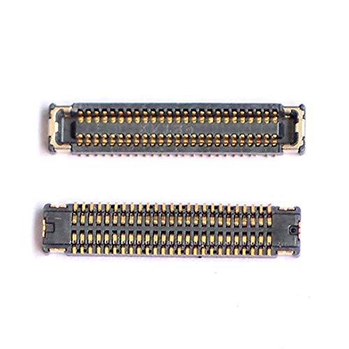 Yongenee 1 unidad de conectores de disco duro en placa base para ASUS X555LD K555L A555L X555LJ (color: para placa base).