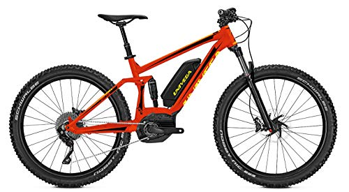 Univega Unisex Renegade BS 3.0 Plus, Bosch Performance CX, 27,5 Zoll, 11 Gang, hotchilired matt RH 41/S