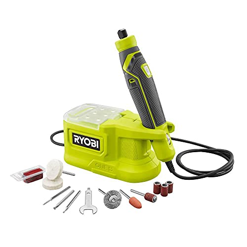 Ryobi ONE+ 18V PRT100B Cordless Precision Rotary Tool (Tool Only- Battery and Charger NOT INCLUDED)