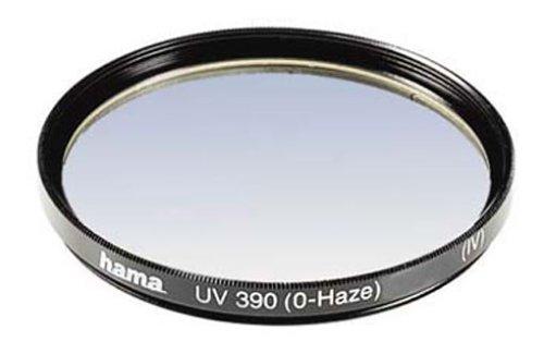 Hama UV- und Schutz-Filter, Weitwinkel, 14-fach Vergütung, Für 55-mm Foto-Kameraobjektive, C14, 390