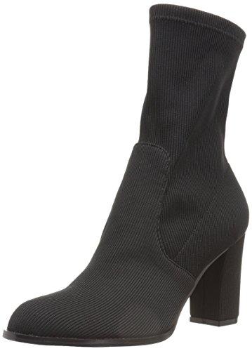 Chinese Laundry Women's Craze Fashion Boot, Black Knit, 9 M US