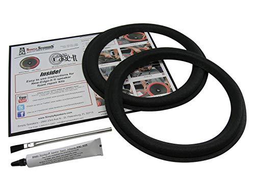 Boston Acoustics 10 Inch Square Frame Woofer Repair Kit FSK-1028 (Pair)