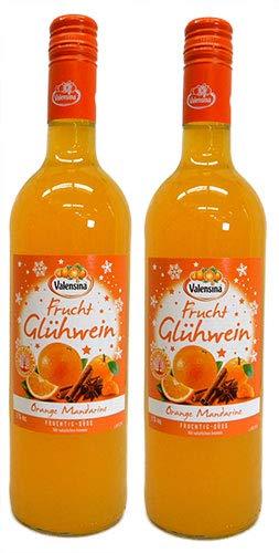 カトレンブルガー ドクター ディムース オレンジ&マンダリンフルーツ グリューワイン ホットワイン [ 750ml ] 2本セット