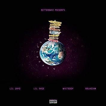 Sleepless (feat. Lil Zayo, Lil 5age & Whiteboy)