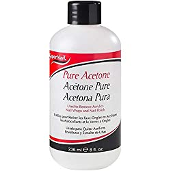 Super Nail Pure Acetone Polish Remover