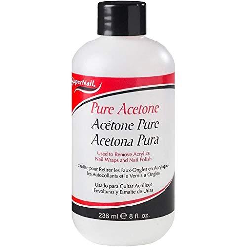 supernail pure acetone acetone pure acetona pura by Super Nail