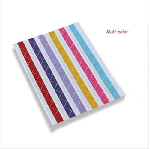 DACCU Instax Mini High (102-teilig) hochwertiges handgefertigtes Material Album Werkzeug Zubehör Retro PVC Foto Ecke 2