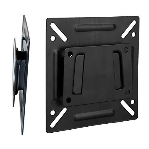 NMD&LR TV-Halterung Wandhalterung, Universal Slim TV-Halterung Haltbar Und Einfach Zu Montieren Für 14-24-Zoll-LCD-LED-Fernseher