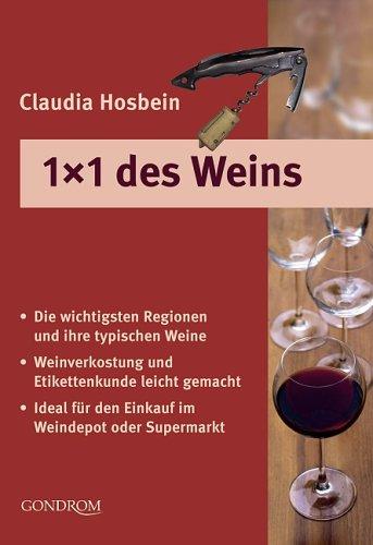 1 x 1 des Weins