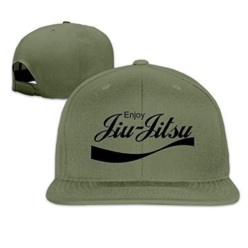 VTXINS Guava sap gewassen Unisex verstelbare platte Bill vizier honkbal hoed