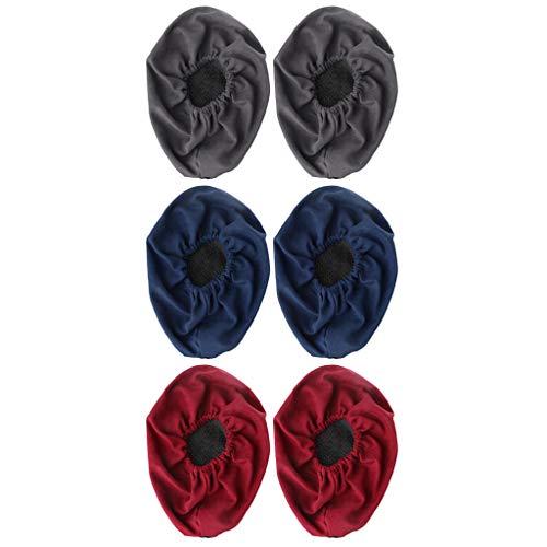 Fugift - Funda para zapatos y botas de gran tamaño, reutilizable, para protección del medio ambiente, resistente al desgaste, antideslizante