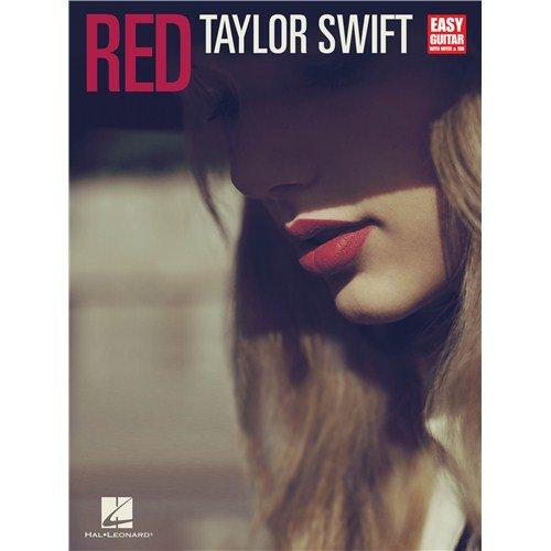 Taylor Swift: Red (Easy Guitar). For Gitarre, Grifftabelle für Gitarre