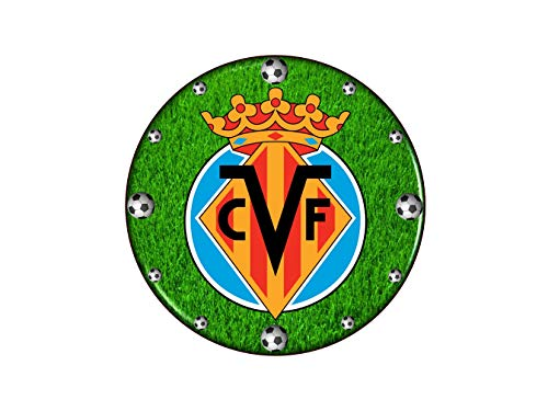 Made in Spain - Reloj de pared, diseño de fútbol