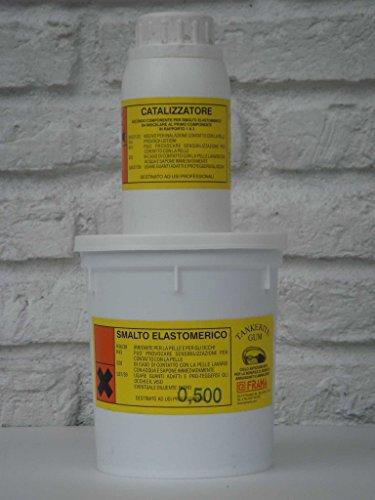 Frama Tankerite Gum Trattamento Bonifica Serbatoi Kit Medio Senza Acido