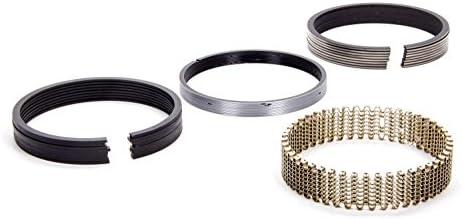 Hastings 4600060 4-Cylinder Piston Ring Set