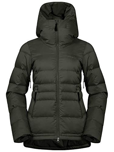 Bergans Stranda Down Hybrid Jacket Women - Daunenjacke mit Schneefang