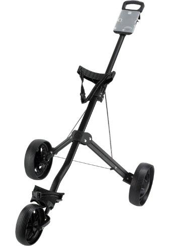Ben Sayers Unisex– Erwachsene G5205 Carts mit Gasantrieb, Black, One Size