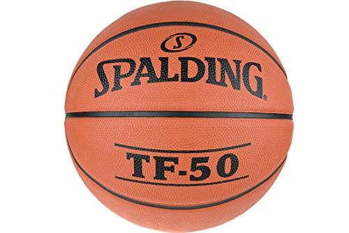 Spalding 73851Z_6 Baloncesto, Unisex, Naranja