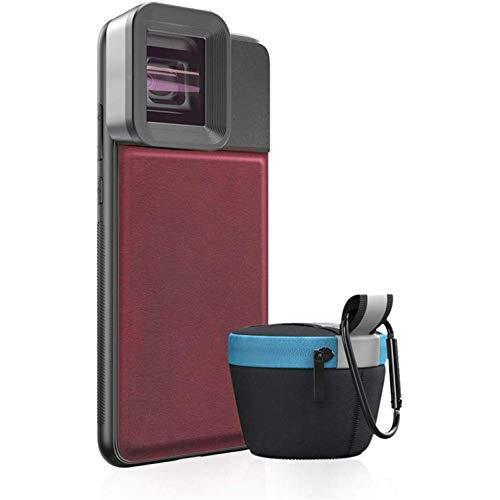 1,33 X Anamorph Objektiv, Filmausrüstung Telefon Kamera Objektiv, Wide Screen Video Widescreen, 2.4:1 verhältnis Schuss, SLR Film Handy Objektiv, für iPhone, Huawei Smartphones (for Huawei P30)