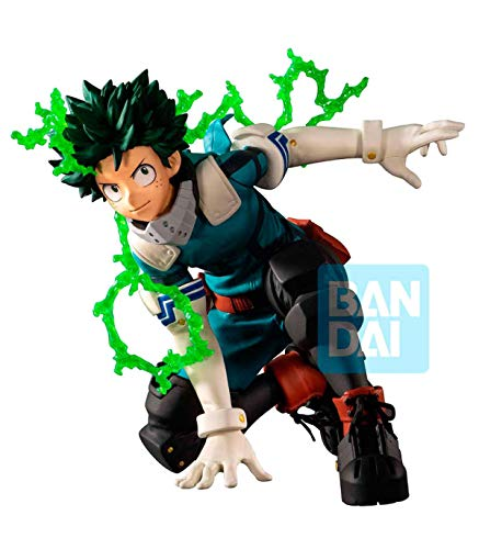 Banpresto -BP16153 B08479VBSD Action Figure My Hero Academia Smash Rising, Next Generation, Izuku Midoriya (Bandai BP16153)