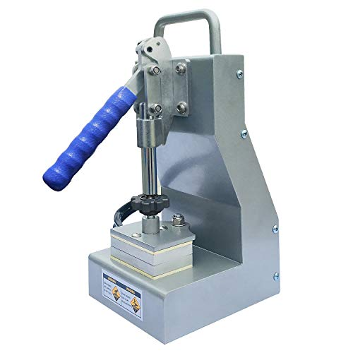 Dulytek DM800 Manual Heat Press Machine - 2.5' x 3' Dual Heat Plates - Precise Two-Channel Control Panel - Portable, Sturdy, Efficient - Bonus Accessories