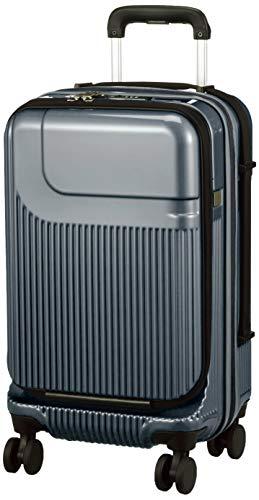 [エース トーキョー] スーツケース ロカベル 54 cm ガンメタル