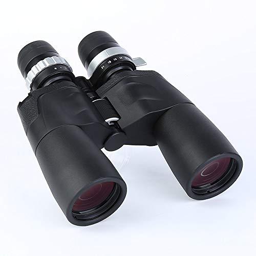 DKEE Stufenloses Zoom-Teleskop 8-21X50 Hochleistungs-HD-Teleskop Stufenloses Zoom-Teleskop for Zivile Sportarten Im Freien 198 * 65 * 200 Mm