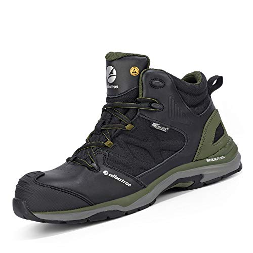 Albatros Safety Shoes - Safety Shoes Today
