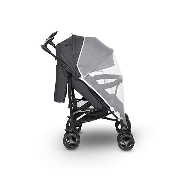 Lionelo Irma Folding Stroller with Backrest Adjustment 6 Inch Wheels Lionelo  14