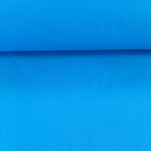 www.aktivstoffe.de (12,99€/m) Capritex Tactel® mit Imprägnierung - Wasserabweisender Stoff für Badeshorts, Wanderbekleidung, Freizeitbekleidung - per Meter (Blau-Türkis)