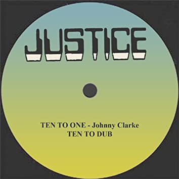 """Ten To One and Dub 12"""" Version"""