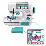 ZZXX Kids Sewing Machine DIY Sewing Craft Kit Household Electric Sewing Toys Educational