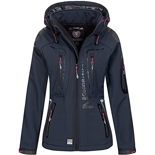 Geographical Norway - Chaqueta para mujer con...