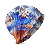Dragon Ball Super Son Goku Saiyan Ultra Instict Ultra-Instinct Go Beanie Cap Sombrero Niños y...