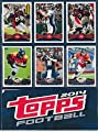Denver Broncos 2012, 2013, 2014 Topps Football complete team sets shipped in an acrylic case. includes 3 x Peyton Manning, 2014 Bradley Roby Rookie Card