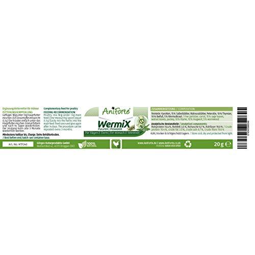WermiX Pulver für Hühner - 4