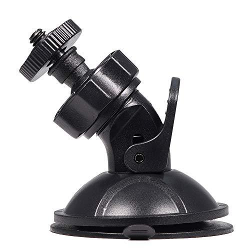 Cruscotto Cam Ventosa Montaggio Vite Filettatura Supporto Ventosa per Auto, Action Camera