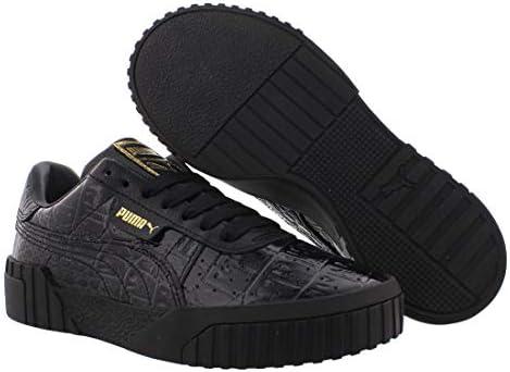 PUMA Womens Cali Croc Sneakers