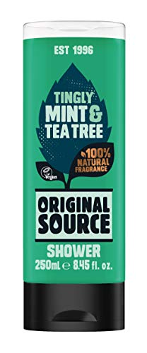 ORIGINAL SOURCE Source OS Shower Mint & Tea Tree, 250 ml