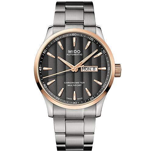 Mido Multifort Chronometer 1 Herren-Armbanduhr Automatik M038.431.21.061.00