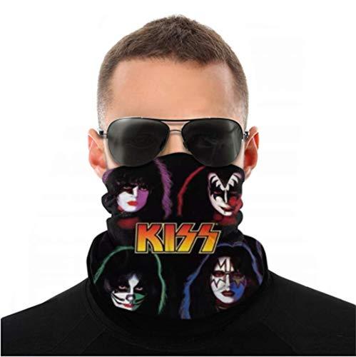 K-ISS Rock - Pañuelo para la cabeza
