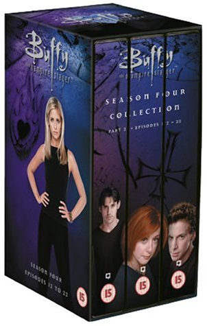 Buffy The Vampire Slayer Season 4 (Box Set 2)
