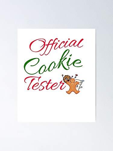 Póster oficial de la camiseta de Navidad para niños con cita impresa, arte de pared asequible imprimible, pared de galería, familia, amigos, hermano, hermana, niños.